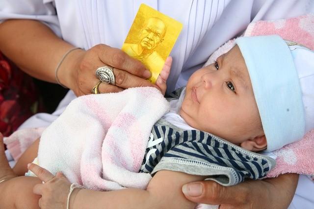 การตั้งชื่อเด็ก ทารก