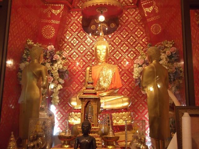 หลวงพ่อเกษร วัดท่าพระ Wat Ta Phra
