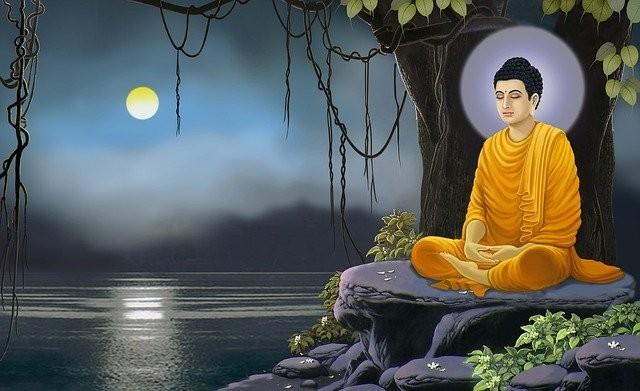 คาถาพระพุทธจ้าเปิดโลก