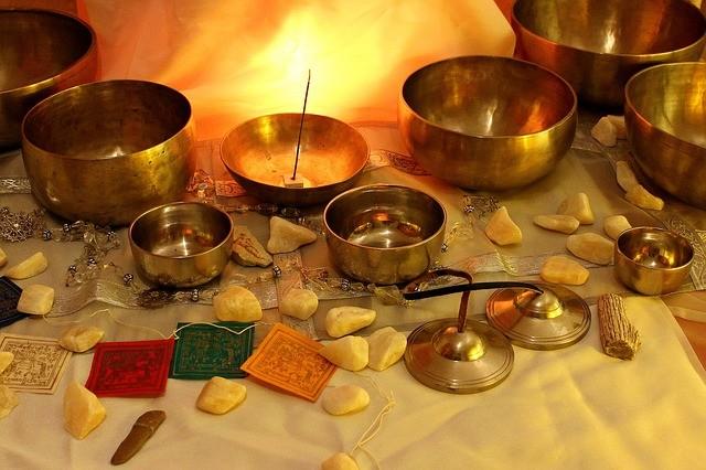ขันทองแห่งทิเบต หรือ Tibetan Singing Bowl
