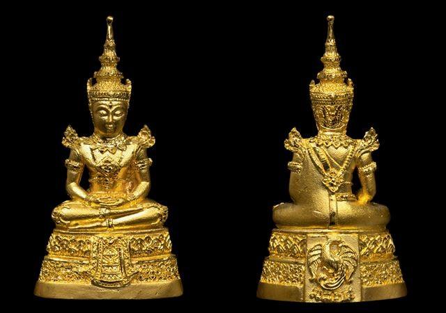 พระแก้วมรกต ทองคำ โดยกรมสรรพสามิต ปี 2539