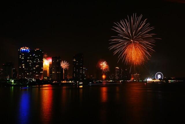 ประเพณีปีใหม่ภาคกลาง ประวัติความเป็นมา และกิจกรรมที่น่าสนใจ